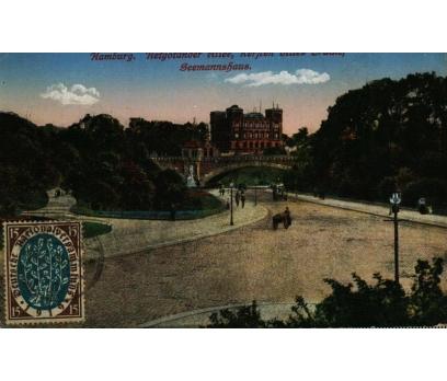 HAMBURG **1920 REICH P.G.İSTANBUL'A KP(011014)