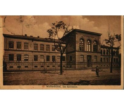 WOLFENBÜTTEL**1920 REICH P.G.İSTANBUL'A KP(011014)