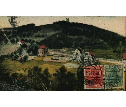 HAGEN 1919 REICH P.G.İSTANBUL'A KP(011014)