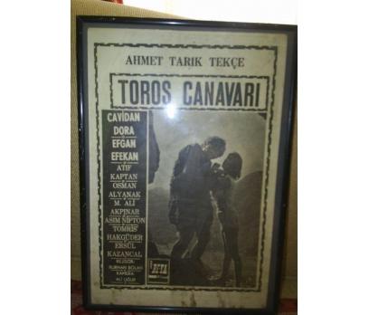 TOROS CANAVARI 1961 AHMET TARIK TEKÇE CAVİDAN DORA