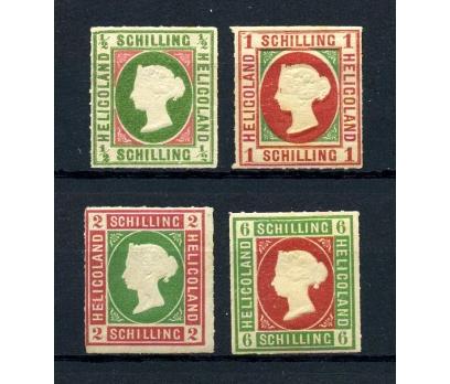 HELİCOLAND * 1867-73 KLASİK TAM SERİ (030115)