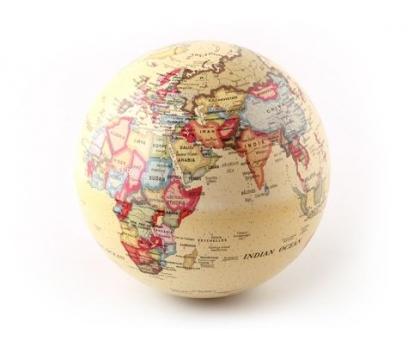 Otomatik Rotasyon Sistemi İle Dönen Dünya Küresi