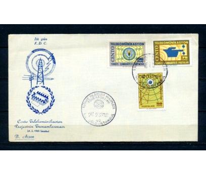 CUMH.FDC 1965 CENTO B.ARSEN SÜPER (270215)