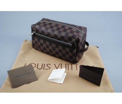 LOUIS VUITTON DAMİER CANVAS TOİLETRY KİT ERKEK