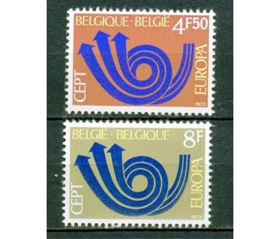 BELÇİKA ** 1973 EUROPA CEPT TAM SERİ (230315)