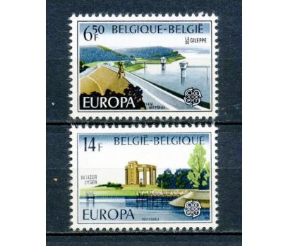 BELÇİKA ** 1977 EUROPA CEPT TAM SERİ(250315)
