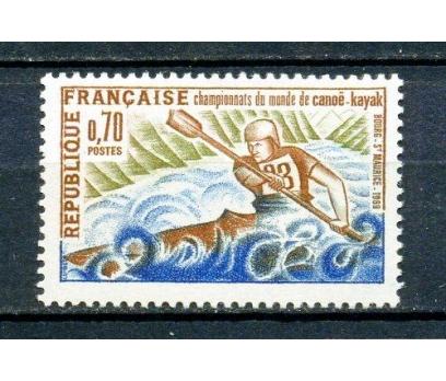FRANSA ** 1969 SPOR & KÜREK TAM SERİ (280315)
