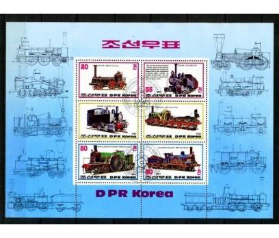 K. KORE DAMGALI 1983 TRENLER  BLOK SÜPER (060315)