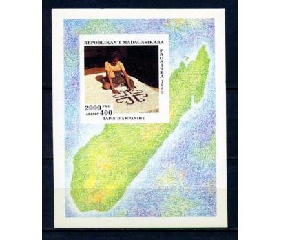 MADAGASKAR ** TABLO BLOK SÜPER (050315)