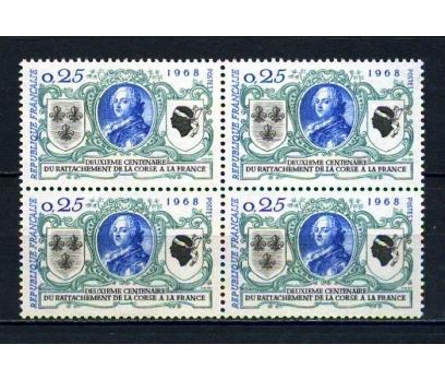FRANSA ** 1968 XV.LUDWİG DBL TAM S. SÜPER (040415)