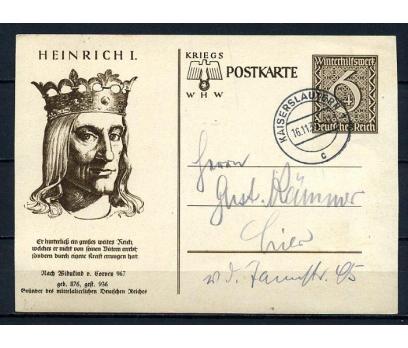REİCH  1938  DAMGALI HEINRICH I ANTİYE (070415)