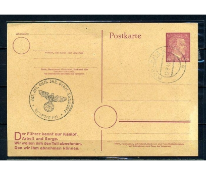 REİCH  1944 NAZİ DAMGALI HİTLER ANTİYE (070415)