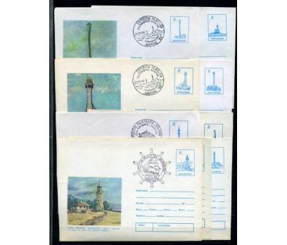 ROMANYA 1982 İGD DENİZ FENERLERİ 9 ANTİYE (270415)