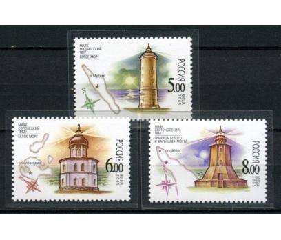 RUSYA ** 2005 DENİZ FENERLERİ TAM SERİ(020515)
