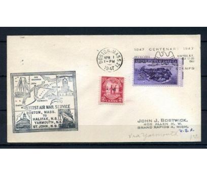 ABD 1947 Ö.D. İLK UÇUŞ SÜPER (150515)