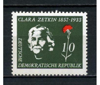 DDR ** 1957 CLARA ZETKİN TAM SERİ SÜPER (130515)