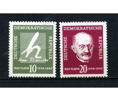 DDR ** 1958 MAX PLANCK TAM SERİ SÜPER (130515)