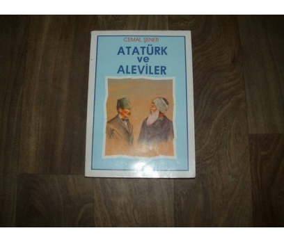 ATATÜRK VE ALEVİLER CEMAL ŞENER ANT YAYIN- 1994