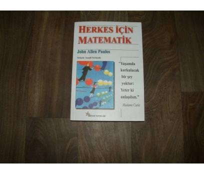 HERKES MATEMATİK JOHN ALLEN PAULOS