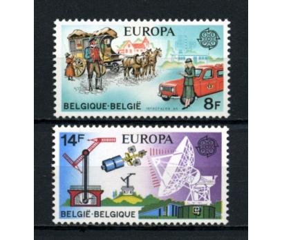 BELÇİKA ** 1979 EUROPA CEPT TAM SERİ(100615)