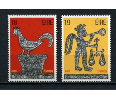 İRLANDA ** 1981 EUROPA CEPT TAM SERİ(110615)