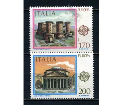İTALYA ** 1978 EUROPA CEPT TAM SERİ(100615)