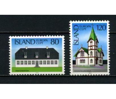 İZLANDA ** 1978 EUROPA CEPT TAM SERİ(100615)