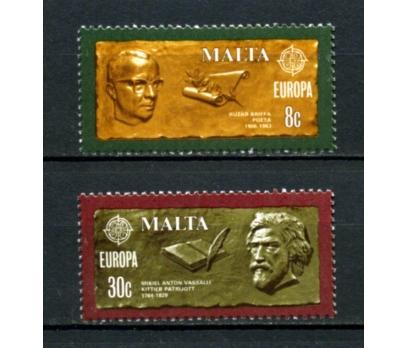 MALTA ** 1980 EUROPA CEPT TAM SERİ(110615)