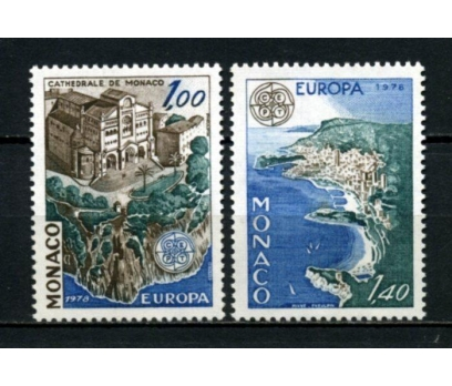 MONAKO ** 1978 EUROPA CEPT TAM SERİ(100615)