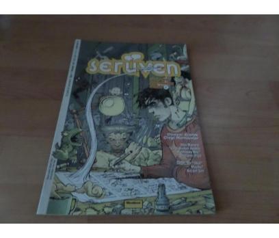 SERÜVEN Çizgi Roman Araştırmaları Dergisi, Sayı:1