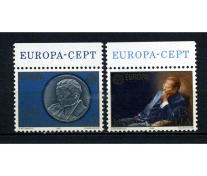 YUGOSLAVYA ** 1980 EUROPA CEPT TAM SERİ(110615)
