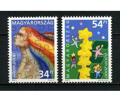 MACARİSTAN ** 2000 EUROPA CEPT TAM SERİ(030715)