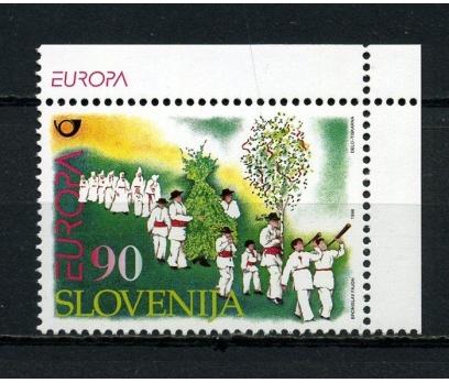 SLOVENYA ** 1998 EUROPA CEPT TAM SERİ  (010715)