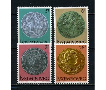 LUKSEMBURG ** 1979 ROMA SİKKELERİ TAM S.(130715)