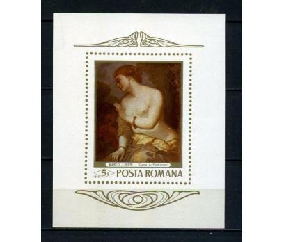 ROMANYA ** 1969 TABLO BLOK SÜPER (140715)