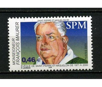S.P.MİQUELON * 2003 F.MAURER TAM SERİ (120715)