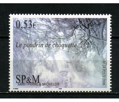 S.P.MİQUELON * 2006 MANZARA TAM SERİ(120715)