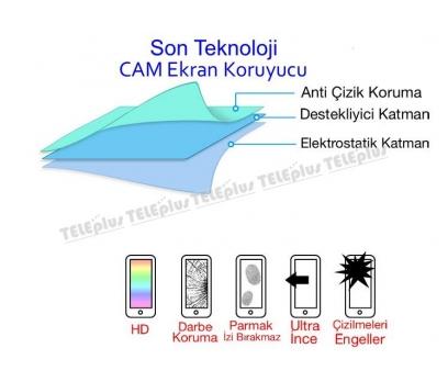 Turkcell T60 Cam Ekran Koruyucu Film