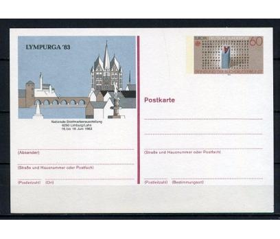 ALMANYA 1983 ANTİYE E.CEPT NÖF SÜPER (250715)