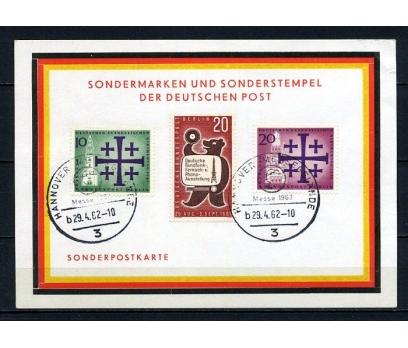 BERLİN  HATIRA KART 1962 SERGİ SÜPER (240715)