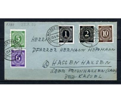 D.POST 1946 P.G.ZARF  KLASİK POSTA SÜPER  (270715)