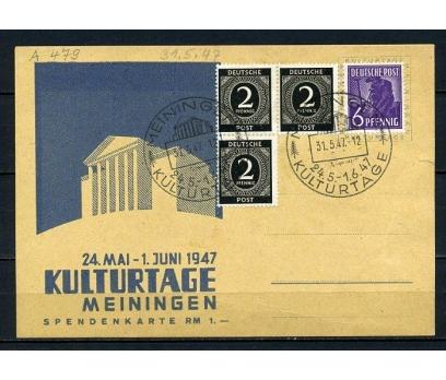 D.POST 1947 ANTİYE KÜLTÜR GÜNÜ ÖZEL DAMG.(270715)