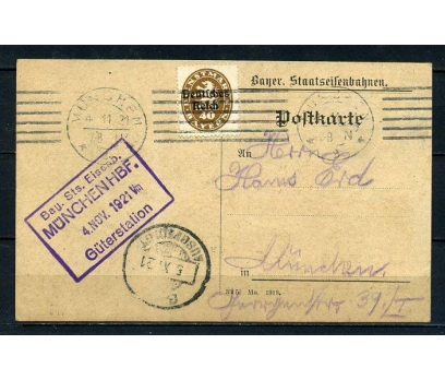 REİCH 1921 PG KLASİK POSTA KARTI SÜPER (270715)