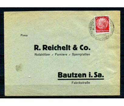 REİCH 1935 P.G.ZARF KLASİK PULLU SÜPER (280715)
