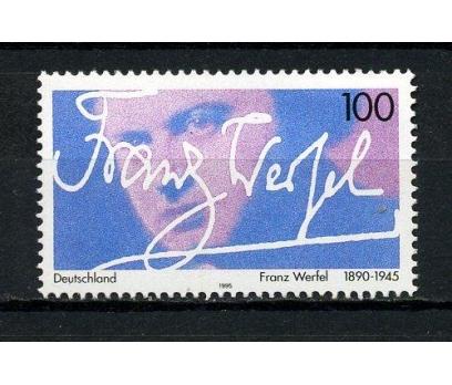 ALMANYA ** 1995 F.WERFEL 50.Ö.Y.TAM S.(050815)