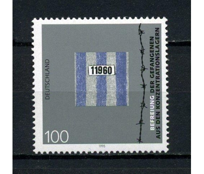 ALMANYA ** 1995 TOPL.KAMPI K.50.YIL TAM S.(050815)