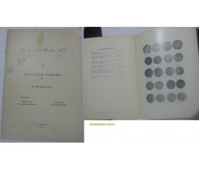 ARAP-SASANİ PARALARI II 1975