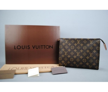LOUIS VUITTON DAMİER AZUR TOİLETRY POUCH