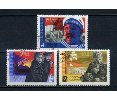 SSCB DAMGALI 1965 SOVYET FİLMLERİ TAM SERİ(070815)