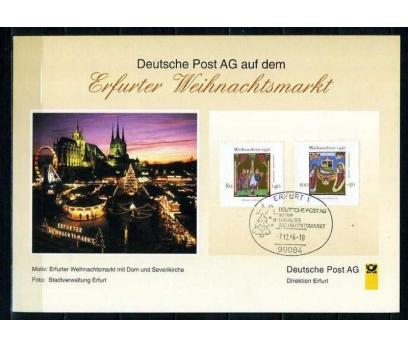 ALMANYA 1996 HATIRA KART CHRISTMAS SÜPER (060915)